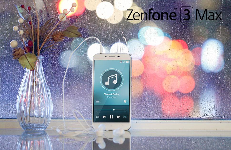 Alasan Memilih ASUS ZenFone 3 Max