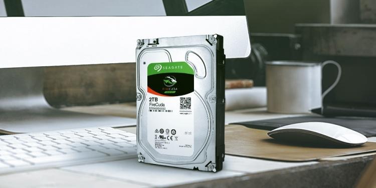 SEAGATE FIRECUDA: HDD Kualitas SSD untuk Semua Kebutuhan Penggunaan