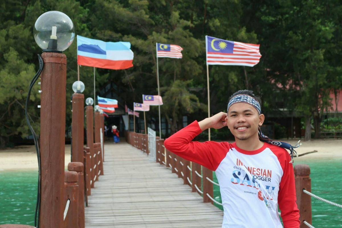 Trip To Sabah: Hopping Island dan Bermain di Mari-mari Cultural Village